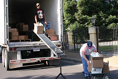 July 2014 USDA Food Distribution Program