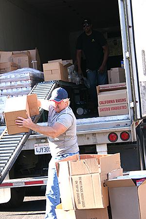 August 2014 USDA Food Distribution