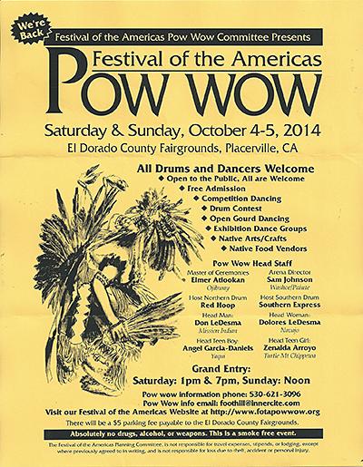 Festival of the Americas Pow Wow