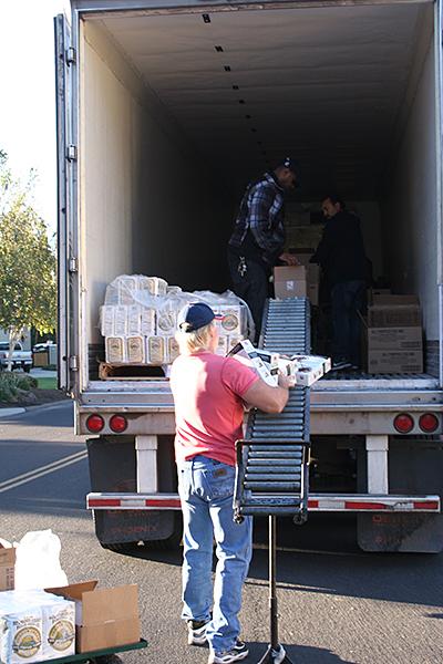October 2014 USDA Food Distribution Program on Indian Reservations