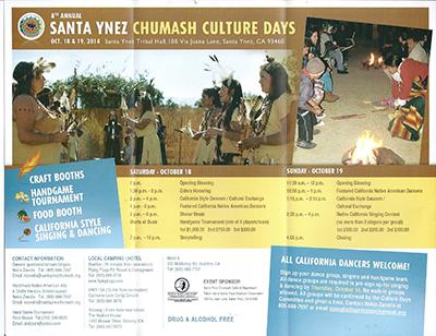 8th Annual Santa Ynez Chumash