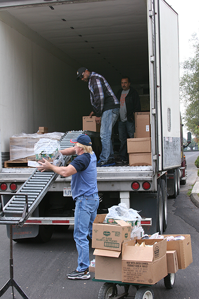 November 2014 USDA Food Distribution Program on Indian Reservations