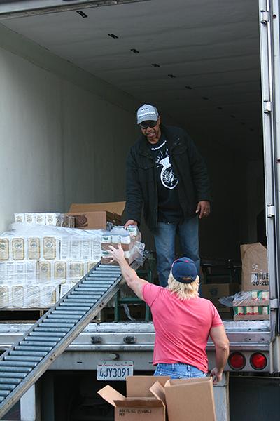 January 2015 USDA Food Distribution Program