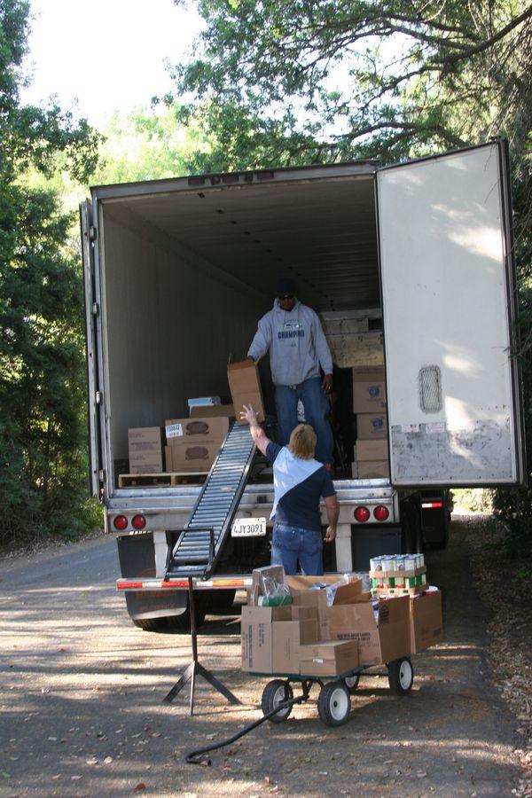USDA Food Distribution