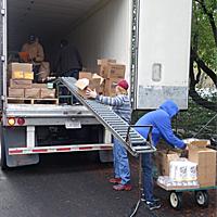 January 2016 Food Distribution Program