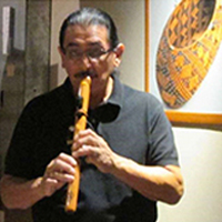 Flute 101 Beginner's Lesson, May 7th, 2016 at the State Indian Museum, Sacramento, CA