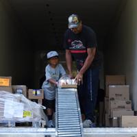 June 2016 Food Distribution Program