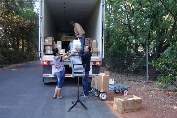 September 2016 Food Distribution Program - CVMT