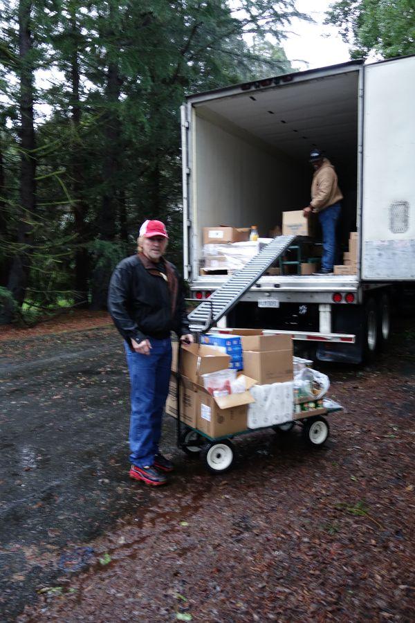 January 2017 Food Distribution Program