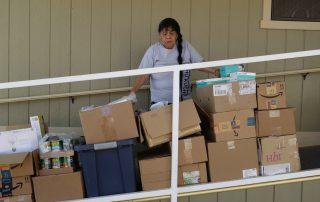April 2021 Food For Tribal Families Distribution
