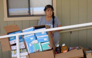 May 2021 Food For Tribal Families Distribution