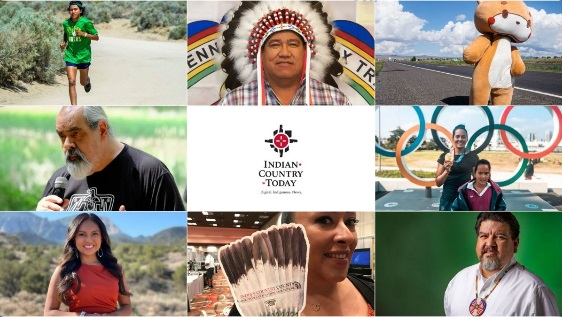 Indian Country Today, covering the full spectrum in and around the daily lives of America's indigenous people
